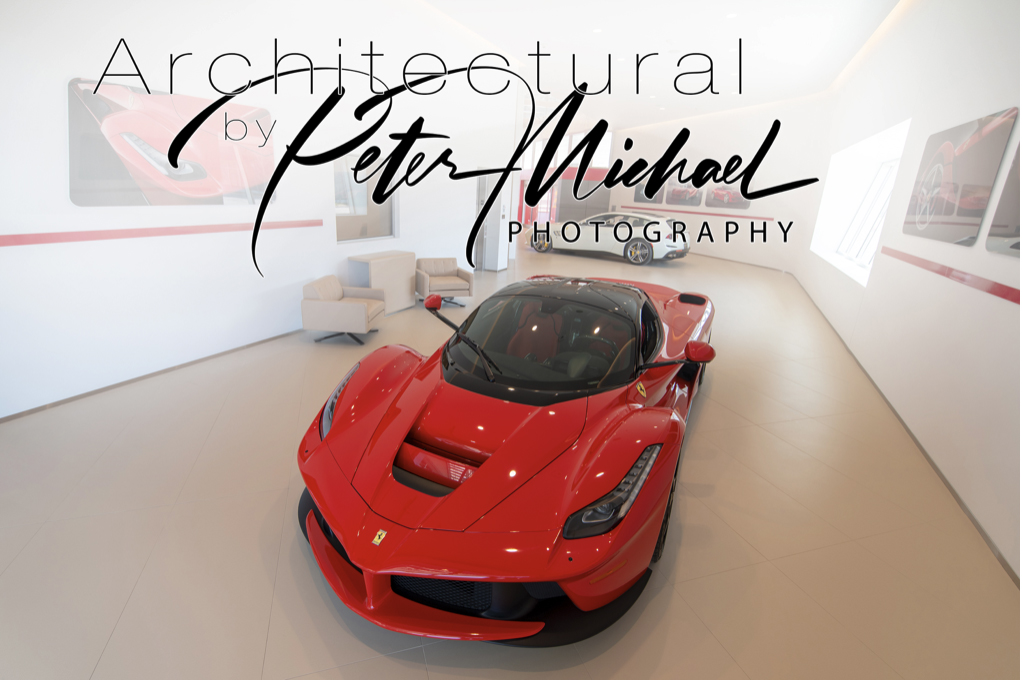 Architect photography by Peter Michael