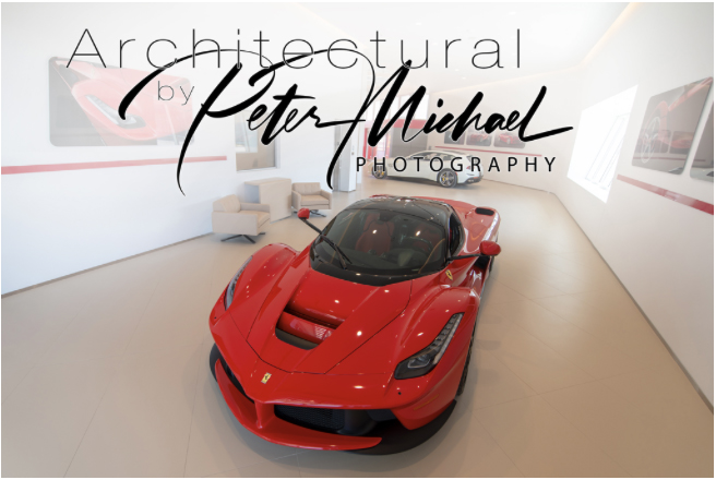 Architectural photography by Peter Michael
