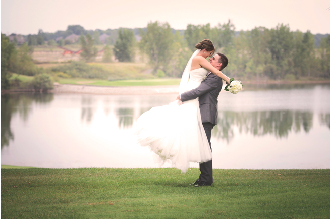 Wedding photography by Peter Michael